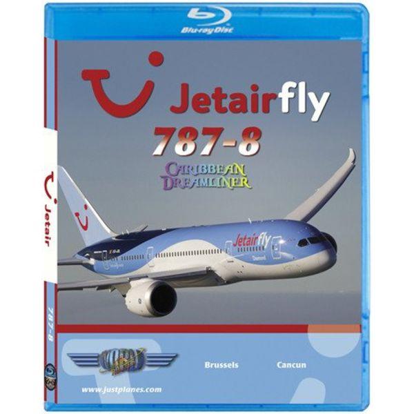 justplanes JUSTP BLU JETAIRFLY B787-8 CARIBBEAN