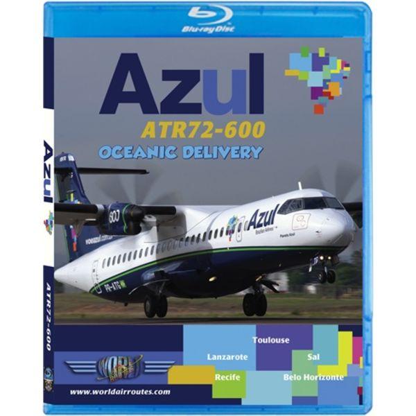 justplanes JUSTP BLU AZUL ATR72-600 OCEANIC DELIVERY