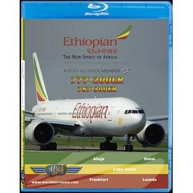 justplanes BluRay Ethiopian B777-200LR / B767-300ER
