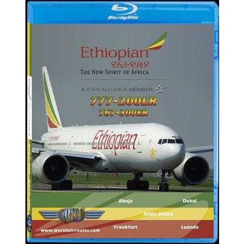 BluRay Ethiopian B777-200LR / B767-300ER