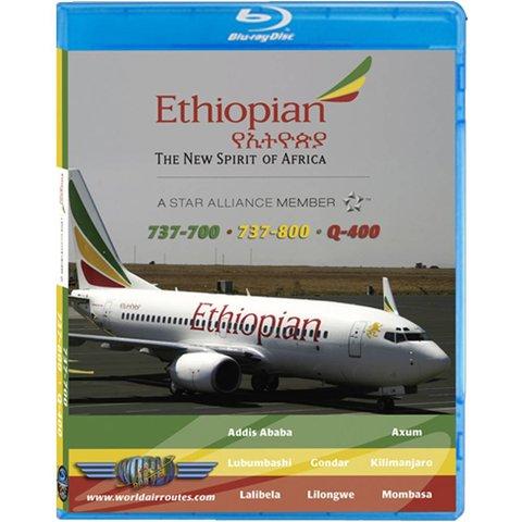 JUSTP BLU ETHIOPIAN AIRLINES B737-700/800,Q400