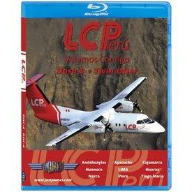 justplanes BluRay LC Peru DHC6 Twin Otter Dash8 Volamis Contigo