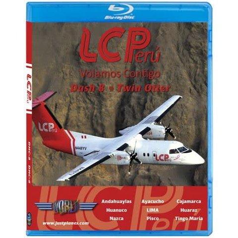 BluRay LC Peru DHC6 Twin Otter Dash8 Volamis Contigo