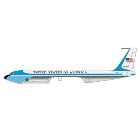 ACLAS VC137C USAF Air Force One 62-7000 1:400