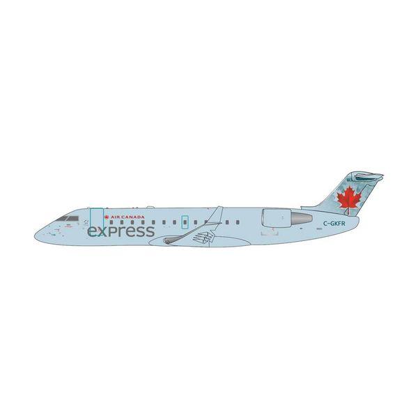 Gemini Jets CRJ200 Air Canada express Air Georgian 2004 Blue livery C-GKFR 1:400