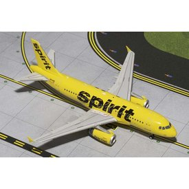 Gemini Jets A319 SPIRIT NC14 YELLOW N534NK 1:200 **DISC