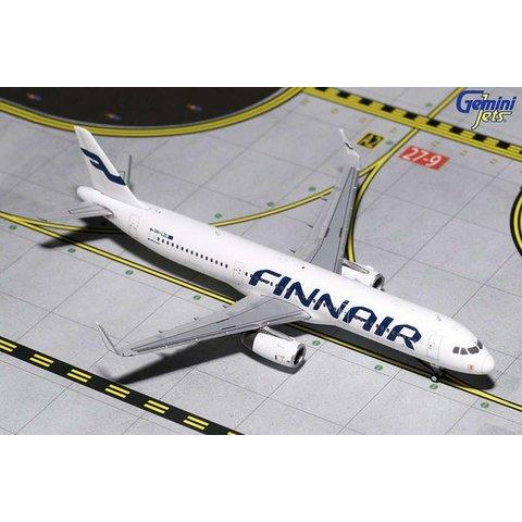 A321S FINNAIR (SHARKLETS) OH-LZL 1:400