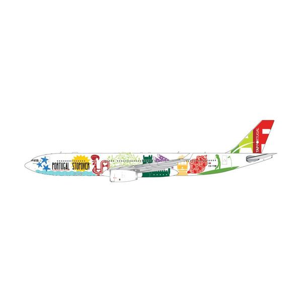 Gemini Jets A330-300 TAP Air Portugal Stopover Livery CS-TOW 1:400