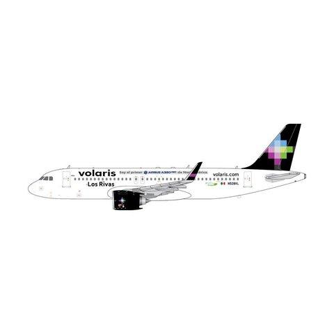 A320neo volaris Los Rivas N528VL 1:400