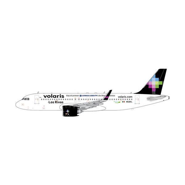 Gemini Jets A320neo volaris Los Rivas N528VL 1:400