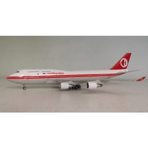 B747-400 MALAYSIA RETRO 1:200