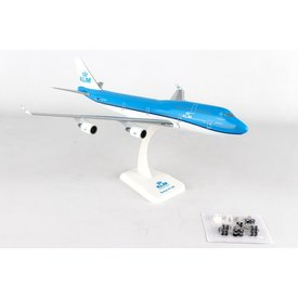 Hogan B747-400 KLM NC14 City Of Tokyo PH-BFT 1:200 with gear+stand