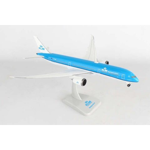 B787-9 KLM NC14 PH-BHF 1:200 Flex Wing W/gear+stand