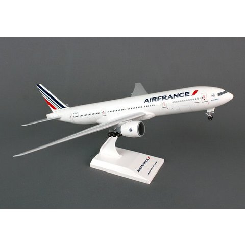 B777-200 Air France 1:200 with gear+ stand