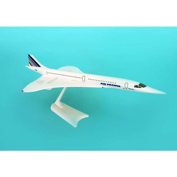 SkyMarks Air France Concorde 1:250 with stand