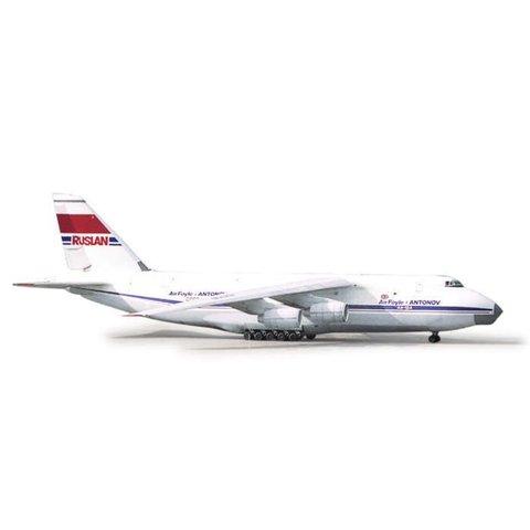 AN124 Ruslan Air Foyle / Antonov Airlines 1:500