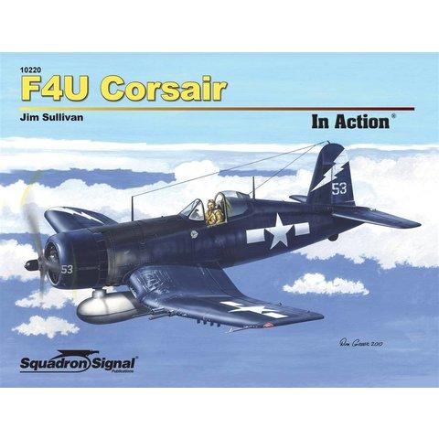 F4U Corsair:In Action #220 Sc Revised