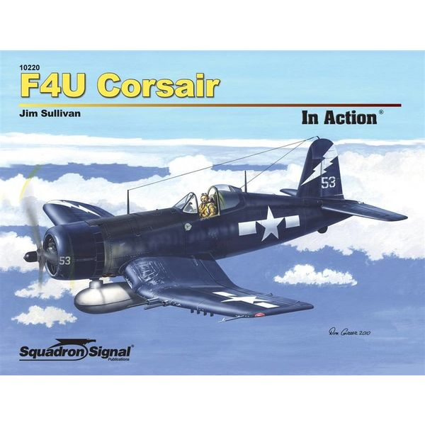 Squadron F4U Corsair: In Action #220 Softcover Revised
