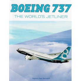 Schiffer Publishing Boeing 737: The World's Jetliner hardcover