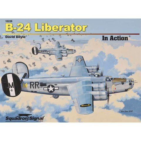 B24 Liberator: In Action #228 Softcover