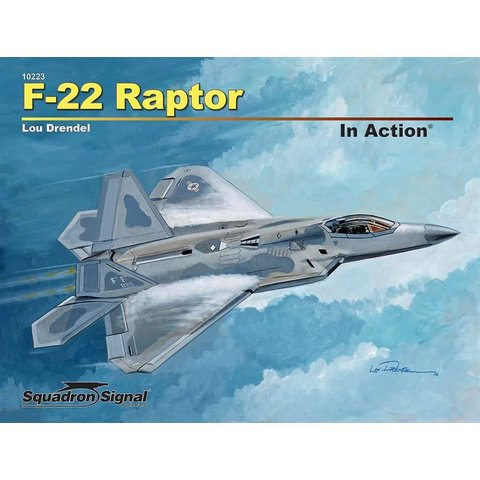F22 Raptor: In Action #223 Softcover