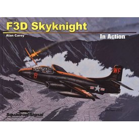 Squadron F3d Skyknight:In Action#229 Sc