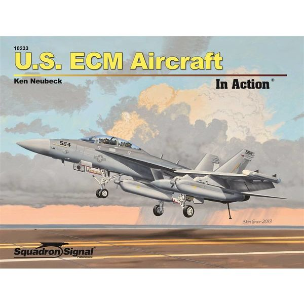 Squadron US ECM Aircraft: In Action #233 Softcover