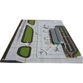Gemini Jets Airport Mat Airside/Groundside 1:400/1:200
