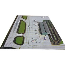 Gemini Jets Airport Matt Airside/Groundside 1:400/1:200 +PREORDER+