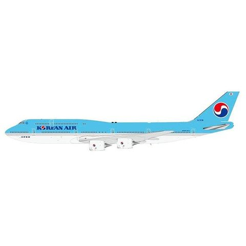 B747-8I Korean Air HL7638 1:200 with Stand