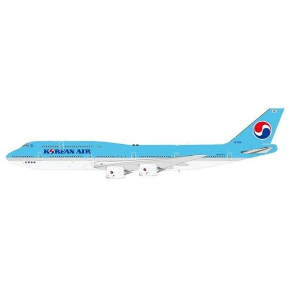 JC Wings B747-8I Korean Air HL7638 1:200 with Stand