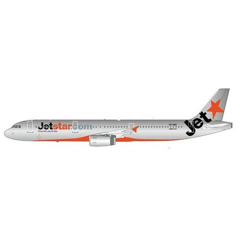 A321 Jetstar VH-VWZ 1:200 with Stand**o/p**