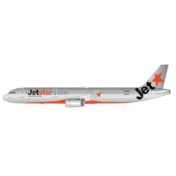 JC Wings A321 Jetstar VH-VWZ 1:200 with Stand**o/p**