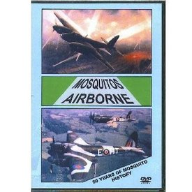 AVVID DVD Mosquitos Airborne: 50 Years of Mosquito History
