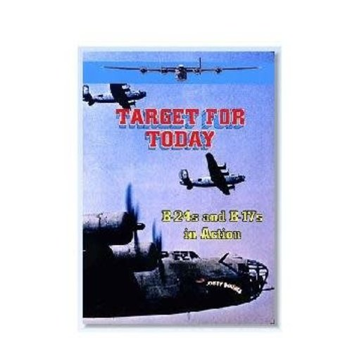 AVVID DVD Target for Today: B24s & B17s In Action
