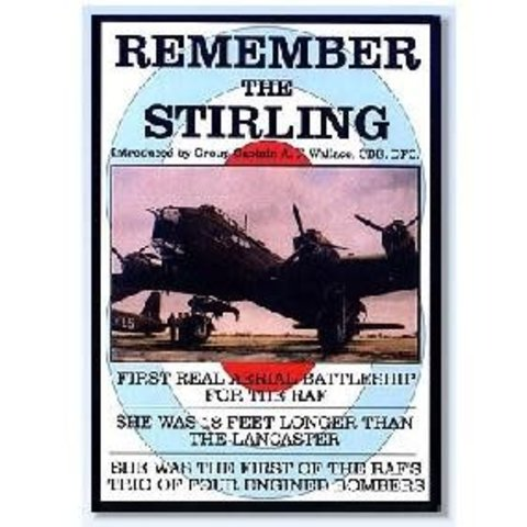 AVVID DVD Remember the Stirling