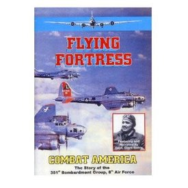AVVID DVD Flying Fortress:Combat America: Story of the 351st Bombardment Group