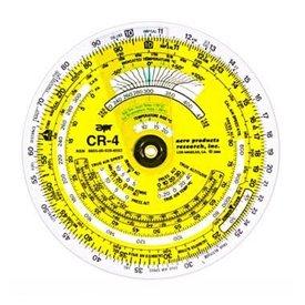 APR Industries APR CR-4 Time / Speed / Distance Circular Flight Computer