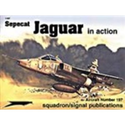 Sepecat Jaguar:In Action #197 Sc