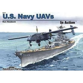 Squadron Us Navy Uavs:In Action #1217 Sc