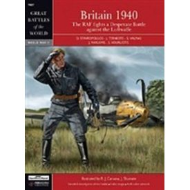 Squadron Britain 1940: Great Battles of World #7 softcover