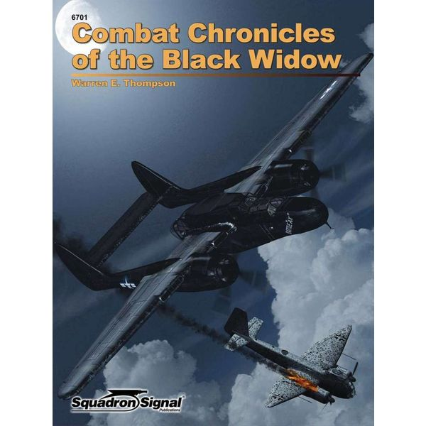 Squadron Black Widow: Combat Chronicles #1 Softcover