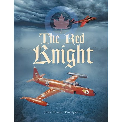 Red Knight: RCAF Demonstration T-33 hardcover