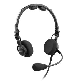 Telex Airman 7 Headset GA/Boeing Plugs
