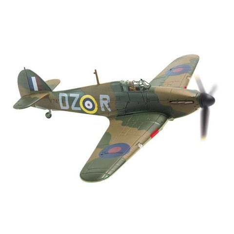 Hurricane MkI 151 Squadron RAF Digby V7434 Irving Smith 1:72 with stand