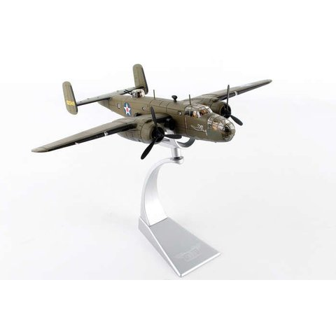 B25B Mitchell 17BG USAAF Doolittle Raid 1942 Hari Kari-er 1:72 with stand