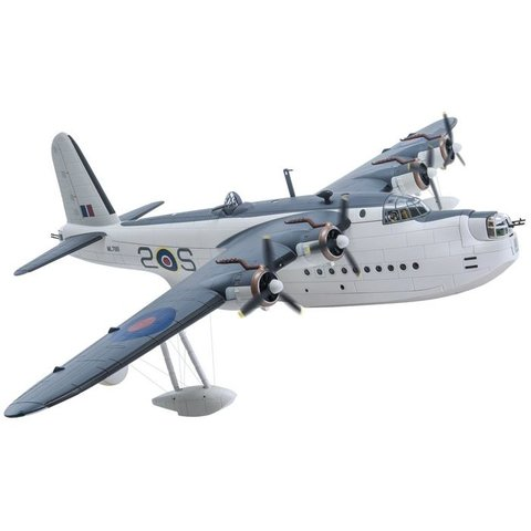 Sunderland MkIII 422 Squadron RCAF Pembroke Dock 2-S 1:72 with stand**o/p**
