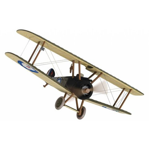 Sopwith Camel F1 139 Squadron RAF CO Major William George Billy Barker B6313 italy 1:48 with stand