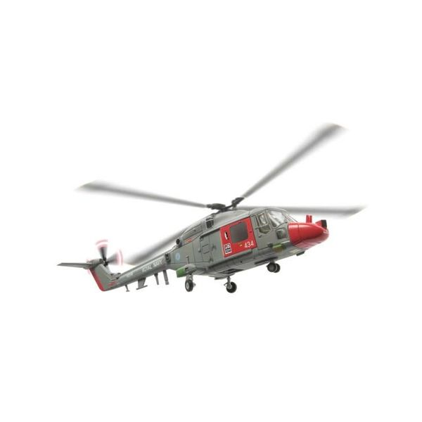 Corgi Lynx HAS3 ICE FAA HMS Endurance XZ238 434 2002 1:72 with stand