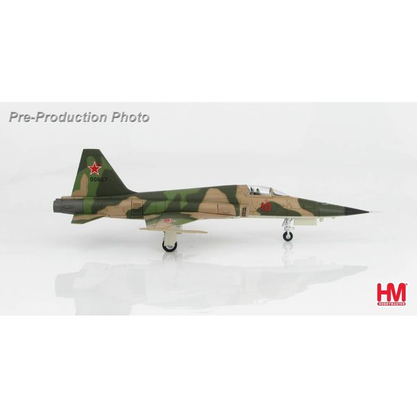 Hobby Master HOBBYM F5E TIGER II RED10 USSR 73-00867 1970 1:72 (1 OF 3)